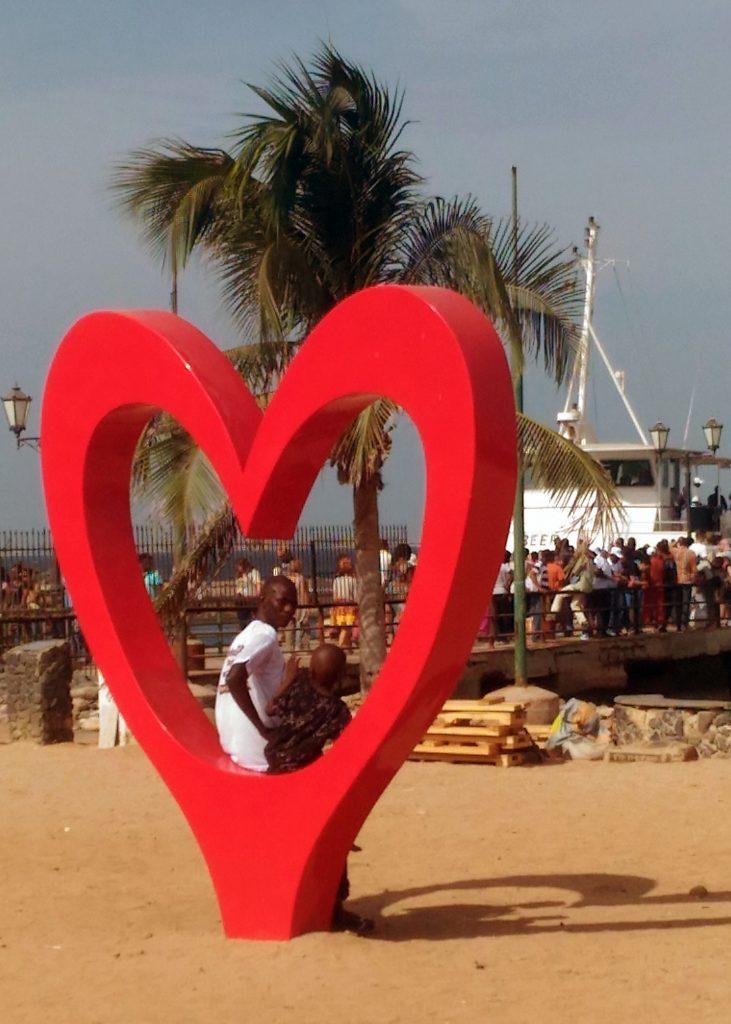 Isla Gorée, Dakar, Senegal