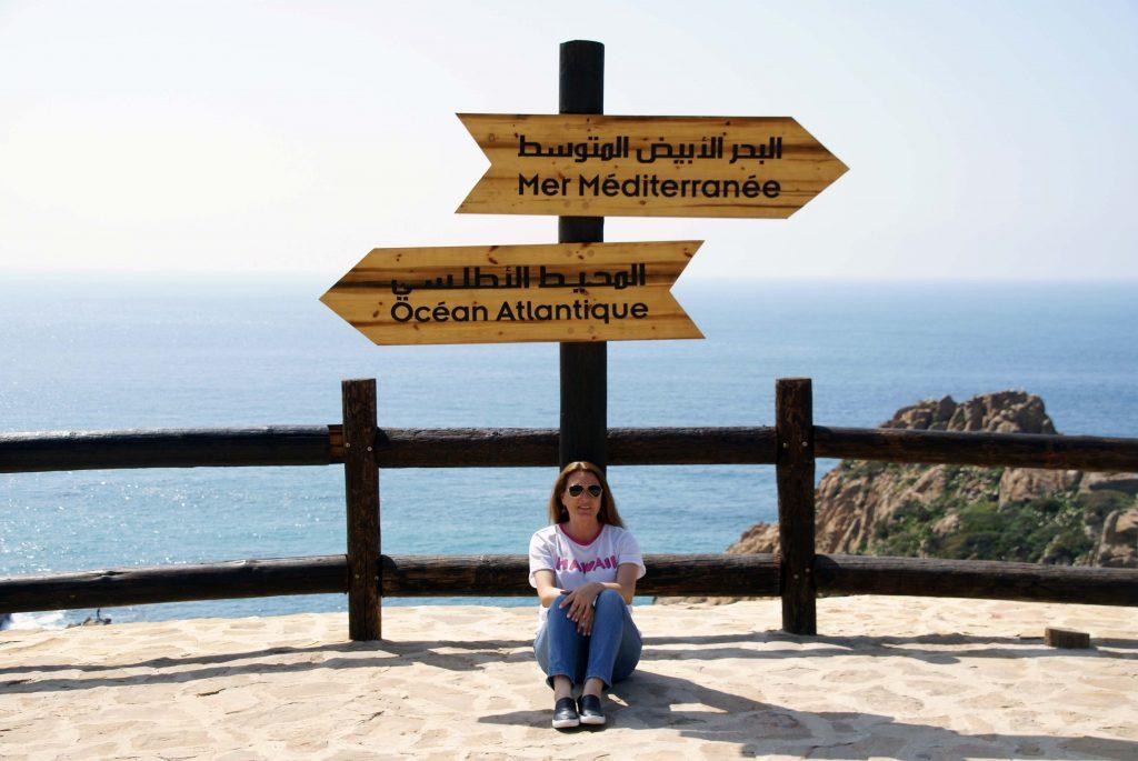 Cabo Espartel, Tanger, Marruecos
