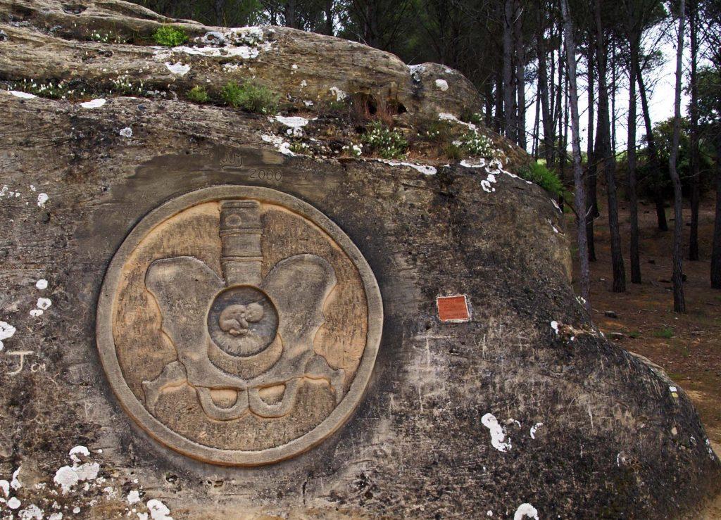 La moneda de la vida, ruta de las Caras de Buendía, Cuenca