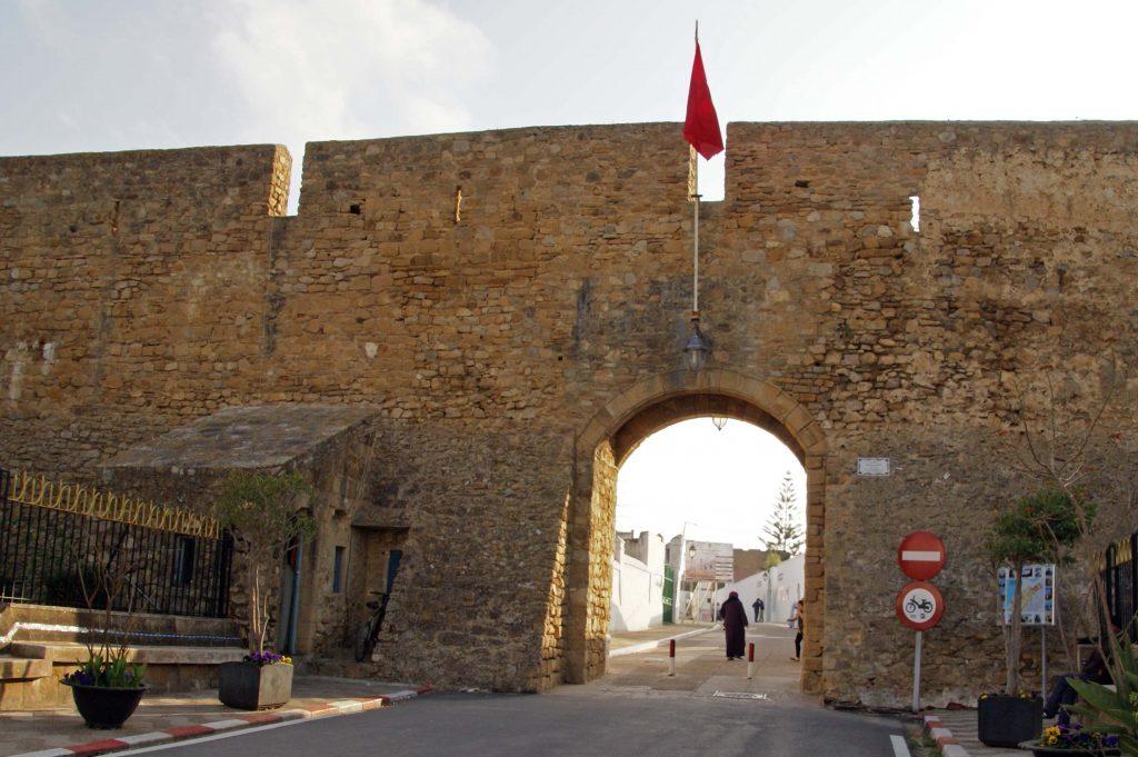 Murallas de la Medina de Ashila, Marruecos