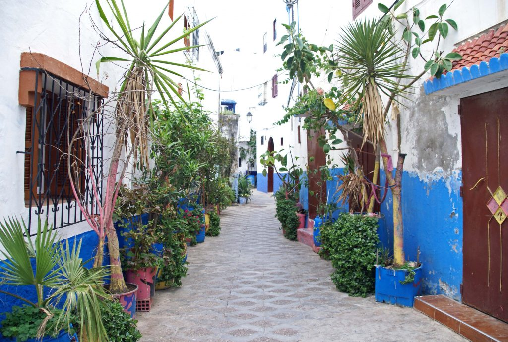 Medina de Ashila, Marruecos