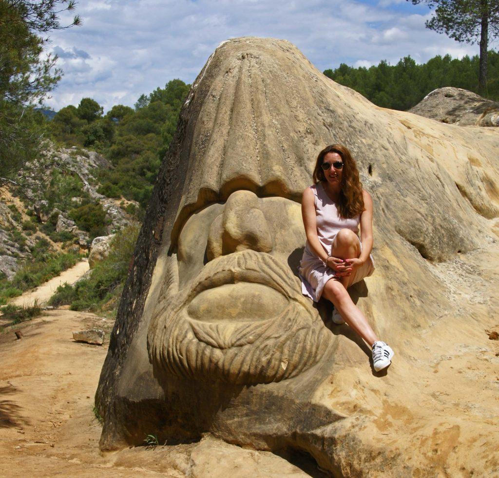 Chemari, ruta de las Caras de Buendía, Cuenca