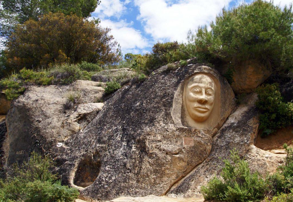 La monja, ruta de las Caras de Buendía, Cuenca