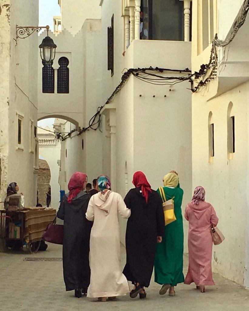 Palacio de Raissouni, Medina de Ashila, Marruecos