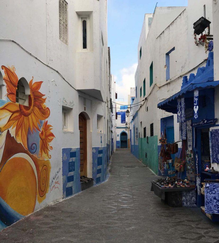 Medina de Ashila, Tanger
