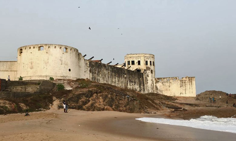 Castillo de Cape Coast, Cape Coast, Ghana