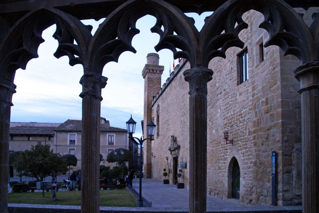 Palacio Viejo, Olite Navarra