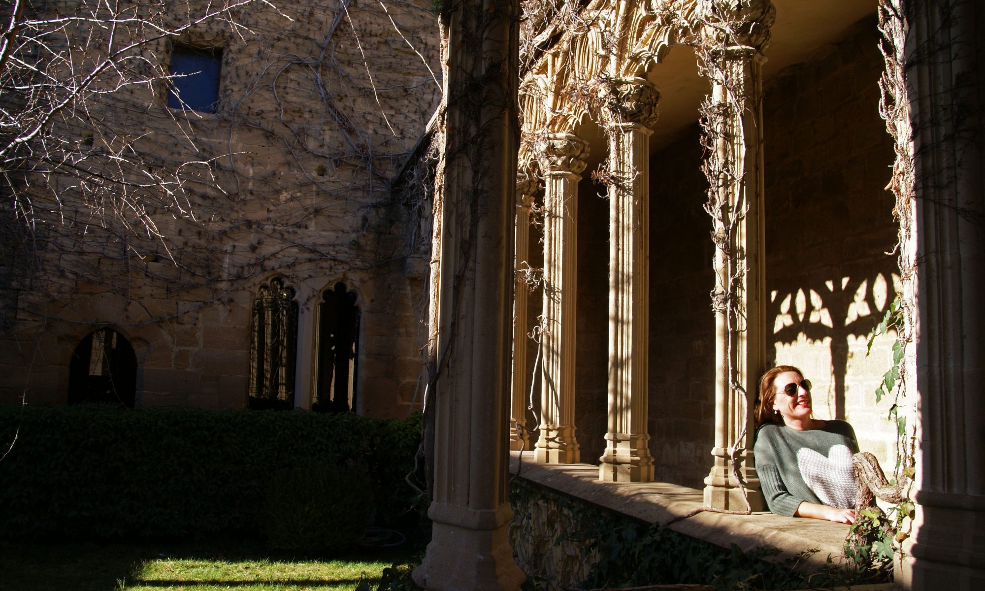 Galeria de la reina, Palacio Real de Olite