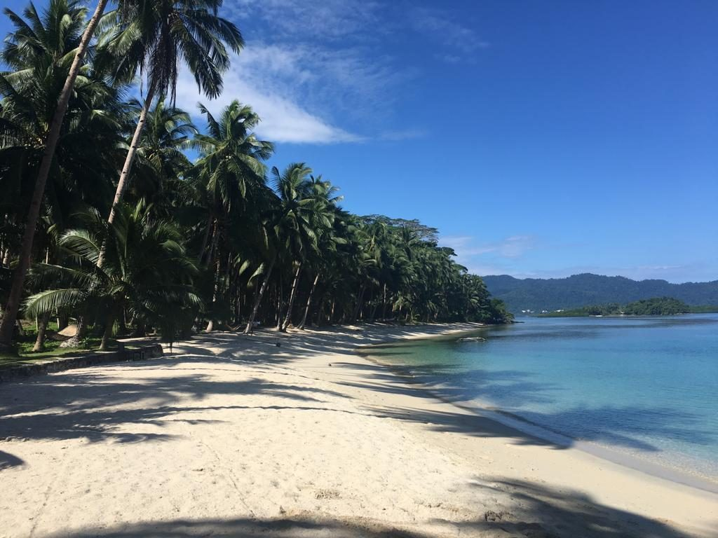 Playa de White Beach, Palawan, Port Barton