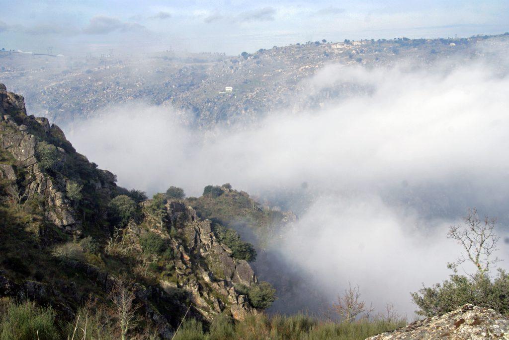 ruta de miradores de las Arribes del Duero de Salamanca