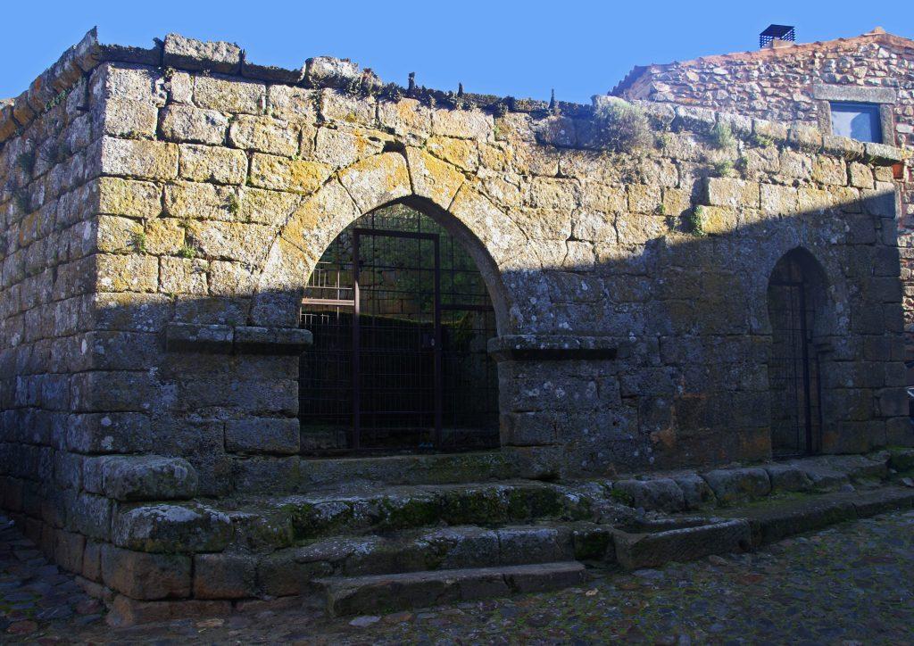 Cisterna medieval de Castelo Rodrigo