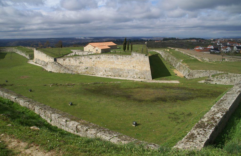 Fortificaciones en Almeida